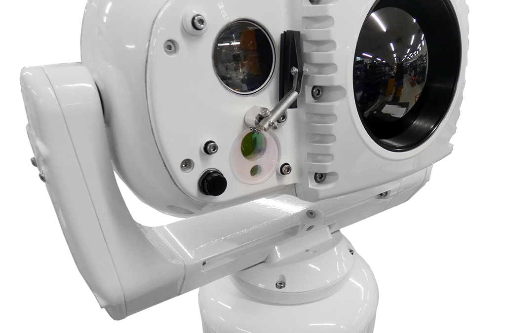 Introducing the new Aeron Laser Range Finder