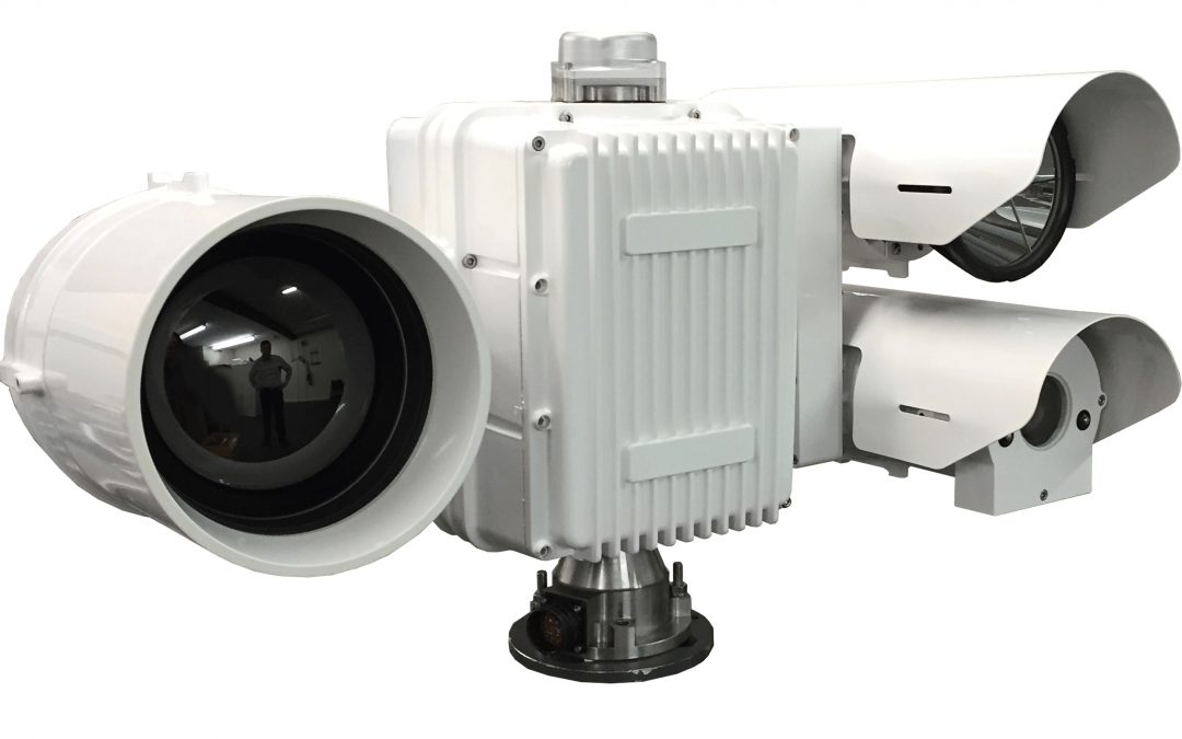 New thermal camera range launches at Intersec!