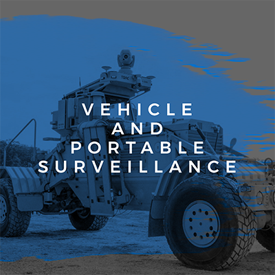 Vehicle and Portable Surveillance